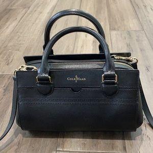 Cole Haan mini satchel cross body hand bag
